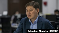 "Former Prime Minister Sapar Isakov says he's ""clean"" and doesn't fear arrest."