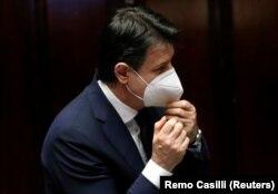 Premijer Italije Giuseppe Conte
