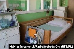 Лікарню у Стебнику готують до прийому пацієнтів