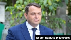 Andrei Nastase, liderul Partidul Politic Platforma Demnitate și Adevăr