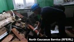 В двух районах Северной Осетии введен режим ЧС из-за непогоды