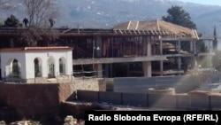 Плаошник во Охрид.
