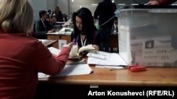Numërimi i votave