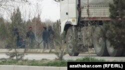 Migrant işçiler, Aşgabat