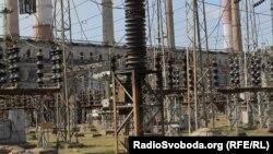Луганская ТЭС раньше поставляла электроенергию и на оккупированные районы Луганской области