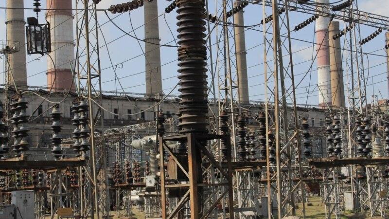 Ukraine Cuts Electricity Supply To Separatist-Held Part Of Luhansk Region