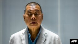 Жимми Лай. Гонконгдук миллиардер.