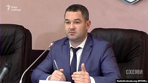Виконувач обов'язків заступника голови ДФС Мирослав Продан