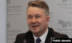Татарский режиссер Рамиль Тухватуллин.