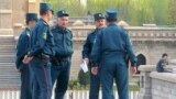 Uzbek police officers have been told to shape up or get put. (file photo)