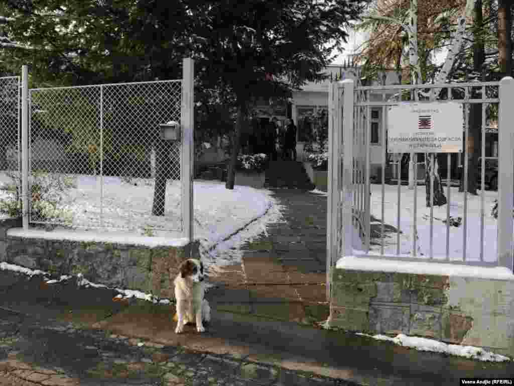 Prihvatilište za odrasla i stara lica u Beogradu, foto: Vesna Anđić -