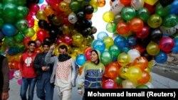 Прославата на Норуз во Авганистан