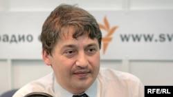 """Иван Блоков, """"Гринпис - Россия""""."""