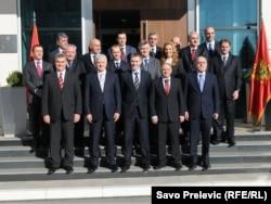 Članovi Lukšićeve vlade