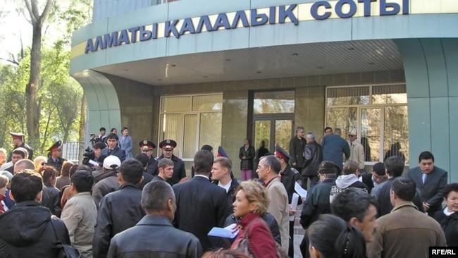 Суд по делу Шанырака