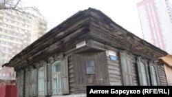 Дом Янки Дягилевой в Новосибирске
