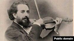 Martin-Pierre Marsick, profesorul de vioară la Paris al lui G. Enescu