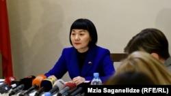 Посол Китая в Грузии Ли Ян