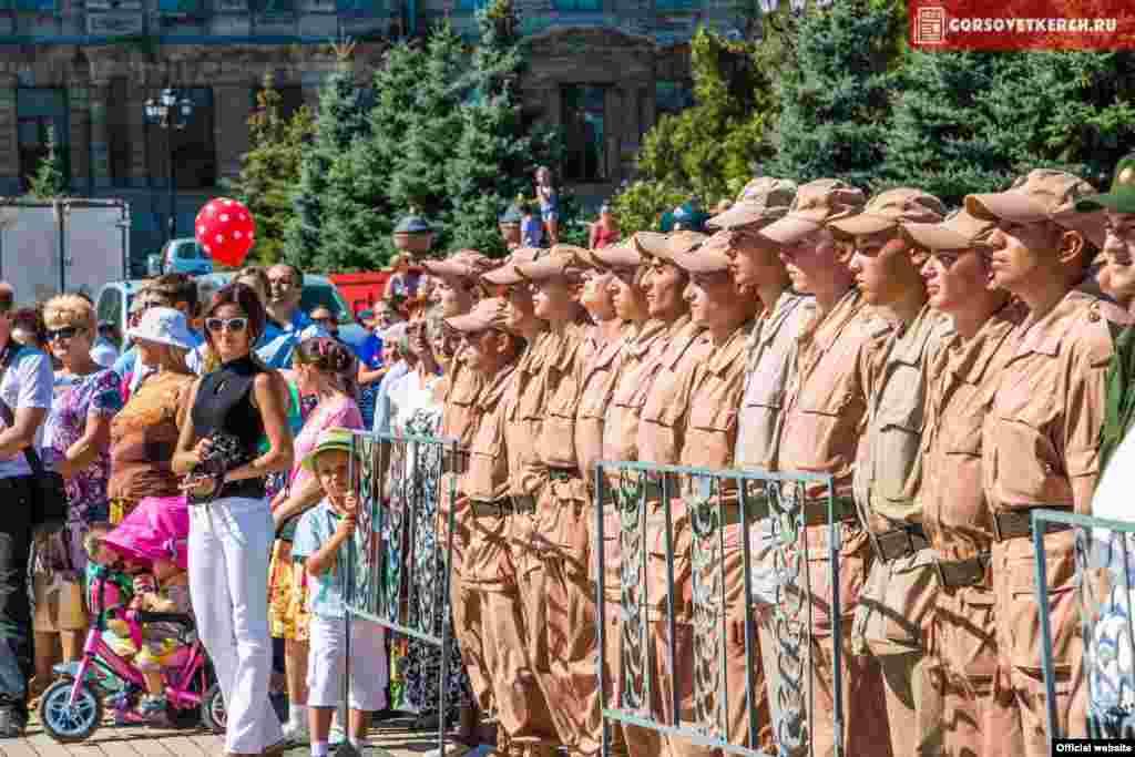 День города в Керчи, 10 сентября 2016 года