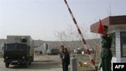 Кыргыз-кытай чегиндеги Торугарт көзөмөл бекети