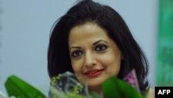 ریما عباسي ، په پاکستان کې د هندوانو د مندرونو په نوم د کتاب لیکواله