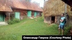 Хата Миколи Грицака у селі Росішка Рахівського району Закарпатської області