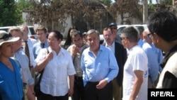 Бириккен Улуттар уюмунун Качкындар боюнча Жогорку комиссары Антонио Гуттереш Ошто