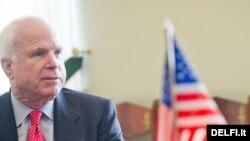 Джон Маккейн, американський сенатор
