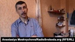 Андрій Коваленко, який провів рік за ґратами в російському Уссурійську
