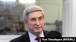Коммунистік партиядан сайланған дума депутаты Иван Мельников.
