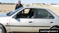 خودروی موسی نوری قلعه در روز ۱۵ آبان ماه سال ۹۲ مورد حمله افراد مسلح قرار گرفت.