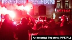 """Акция, организованная """"Другой Россией"""" (иллюстративное фото)"""