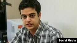 علی یونسی، دانشجوی بازداشتشده