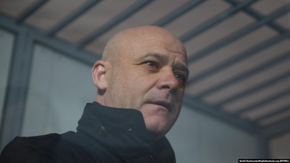 Холодницкий подал апелляцию на решение суда оправдать Труханова