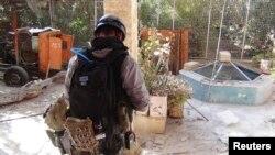 Experții ONU anchetînd în Siria
