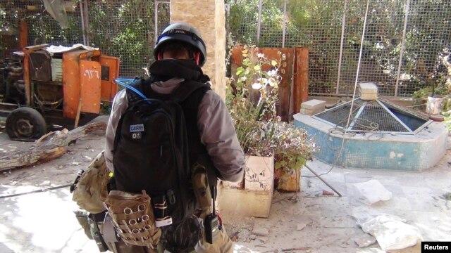 بازرسان سازمان ملل یک هفته پس از «حمله» به حومه دمشق اجازه بازرسی از آن را یافتند