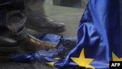 Многие венгерские националисты считают, что ЕС унижает их страну