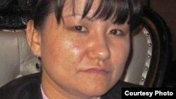 Демократияны дамыту жөніндегі Орталық Азия қорының директоры, саясаттанушы Толғанай Үмбетәлиева.