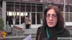 Կալանավորված ակտիվիստի կինը չի կարողանում տեսակցել ամուսնուն