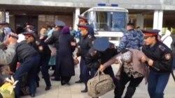 Казахстан: протест позичальників