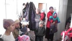 Село под Алматы без врачей и поликлиники