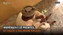 Shpresa e babait që të takohet me vajzat që iu kidnapuan në Nigeri