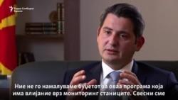 Нуредини - Не успеавме да го намалиме загадувањето на Скопје за 50 отсто