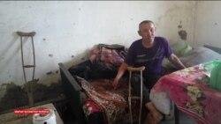 Тасқыннан үйі қираған тұрғын көмек сұрайды