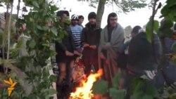 The Migrant Bottleneck On The Serbian-Croatian Border