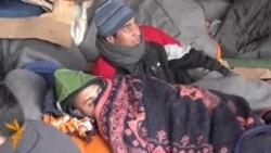 Ekonomski migranti zaglavljeni u Beogradu
