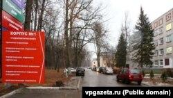 Больница Волжска. Архивное фото