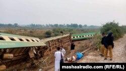 Синд провинциясында наурыз айында болған жол апаты.