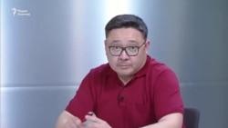 Интервью с Данияром Аманалиевым