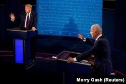 Теледебаты Трампа и Байдена, 29 сентября 2020 года